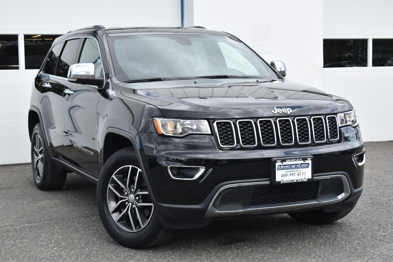 2018 Jeep Grand Cherokee Limited 4×4 4dr SUV full