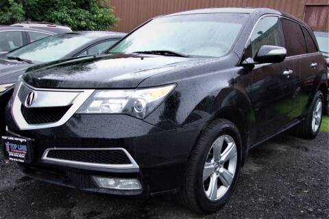 2011 Acura MDX for sale at Top Line Import in Haverhill MA