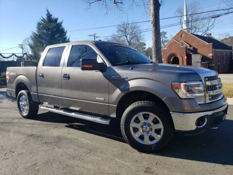 2014 Ford F-150 for sale at McAdenville Motors in Gastonia NC