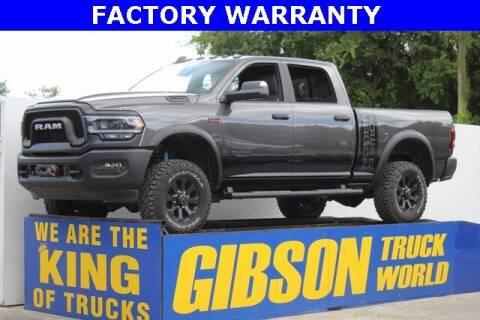 2021 RAM Ram Pickup 2500 for sale at Gibson Truck World in Sanford FL