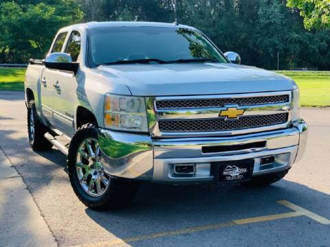 2013 Chevrolet Silverado 1500 for sale at Boise Auto Group in Boise ID