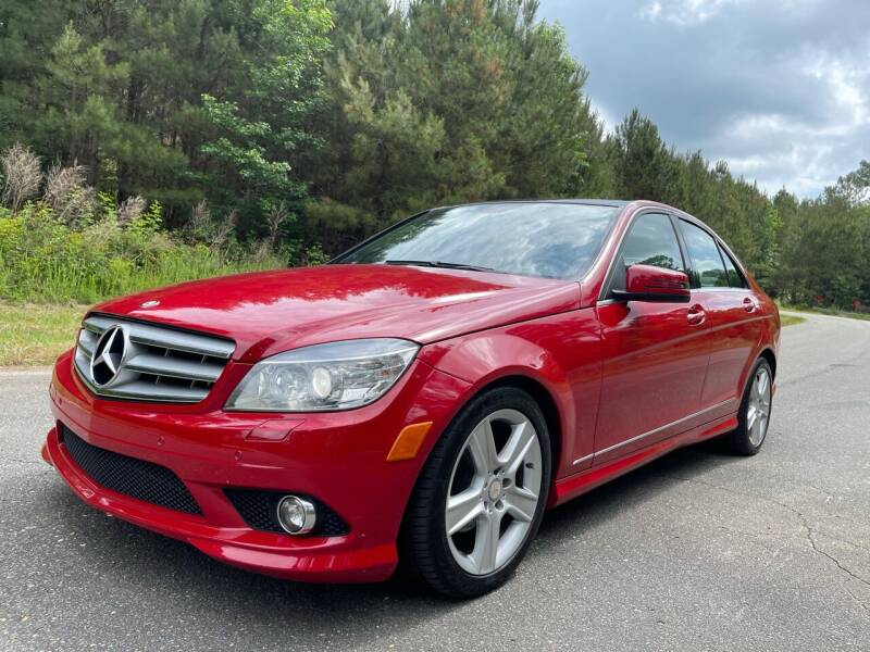 2010 Mercedes-Benz C-Class for sale in Clayton, NC