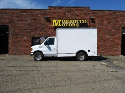 2006 Ford E-Series Chassis for sale at Morrocco Motors in Erie PA