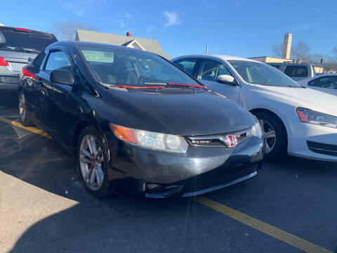 2008 Honda Civic for sale at Ideal Cars in Hamilton OH