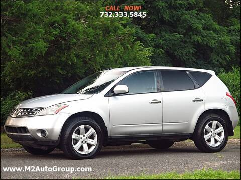 2007 Nissan Murano for sale at M2 Auto Group Llc. EAST BRUNSWICK in East Brunswick NJ