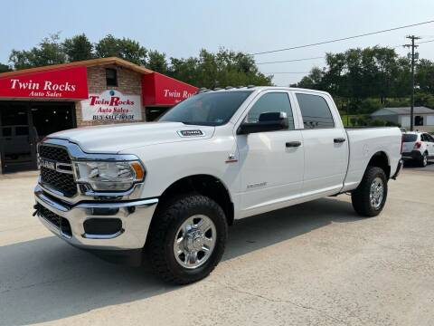 2020 RAM Ram Pickup 2500 for sale at Twin Rocks Auto Sales LLC in Uniontown PA