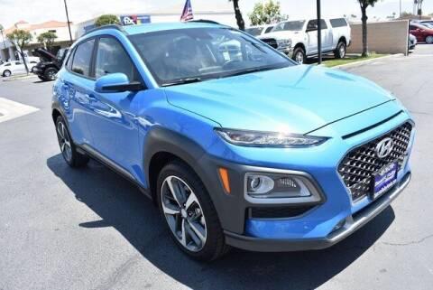 2021 Hyundai Kona for sale at DIAMOND VALLEY HONDA in Hemet CA
