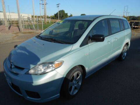2006 Mazda MAZDA5 for sale at Salmon Automotive Inc. in Tracy MN
