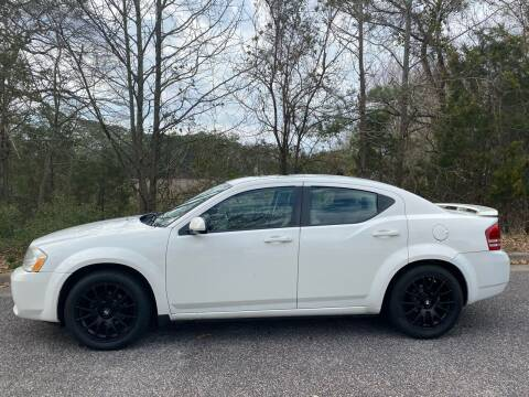 2010 Dodge Avenger for sale at Coastal Auto Sports in Chesapeake VA