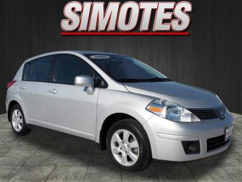 2008 Nissan Versa for sale at SIMOTES MOTORS in Minooka IL