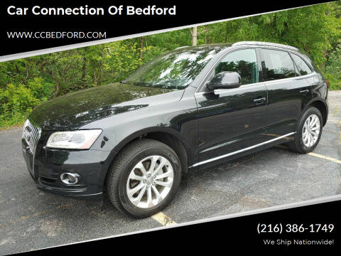 2013 Audi Q5 for sale at Car Connection of Bedford in Bedford OH