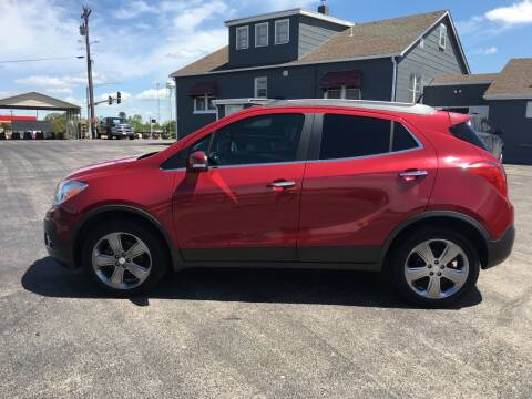 2014 Buick Encore for sale at Village Motors in Sullivan MO
