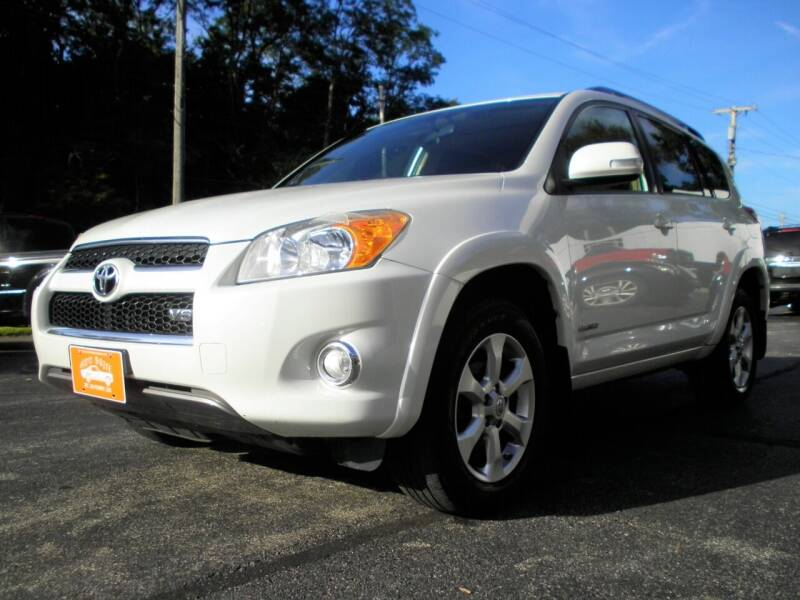 2010 Toyota RAV4 for sale at Auto Brite Auto Sales in Perry OH