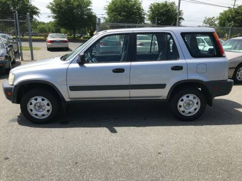 2001 Honda CR-V for sale at Mike's Auto Sales of Charlotte in Charlotte NC