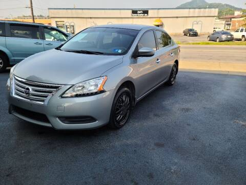 2013 Nissan Sentra for sale at All American Autos in Kingsport TN