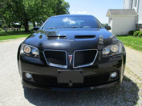 2009 Pontiac G8 for sale at Longs Automobile Emporium Inc in Atwater OH
