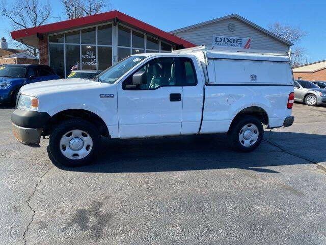 2008 Ford F-150 for sale at Dixie Automart LLC in Hamilton OH