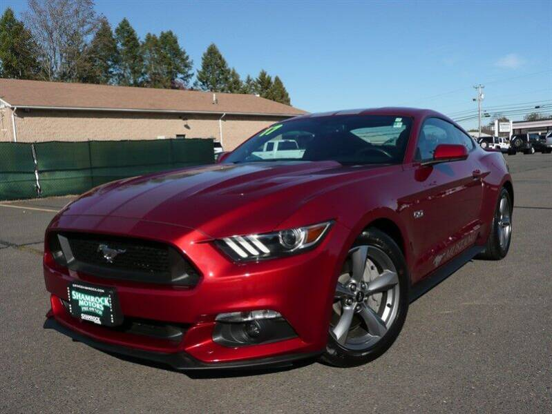 2017 Ford Mustang GT Coupe - East Windsor CT