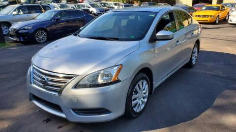 2014 Nissan Sentra for sale at GA Auto IMPORTS  LLC in Buford GA