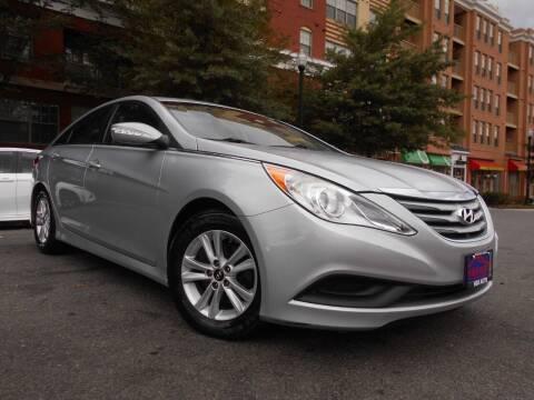 2014 Hyundai Sonata for sale at H & R Auto in Arlington VA