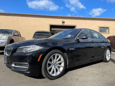 2014 BMW 5 Series for sale at Vantage Auto Wholesale in Lodi NJ