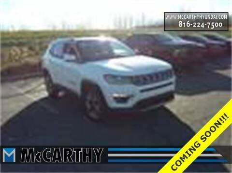 2019 Jeep Compass for sale at Mr. KC Cars - McCarthy Hyundai in Blue Springs MO