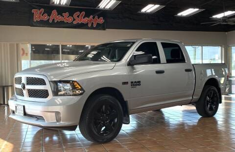 2019 RAM Ram Pickup 1500 Classic for sale at The Auto Shoppe in Springfield MO