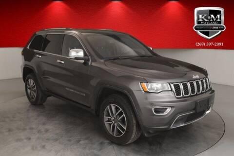 2019 Jeep Grand Cherokee for sale at K&M Wayland Chrysler  Dodge Jeep Ram in Wayland MI