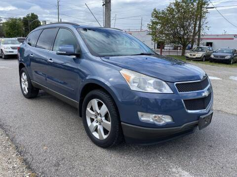 2012 Chevrolet Traverse for sale at 2EZ Auto Sales in Indianapolis IN