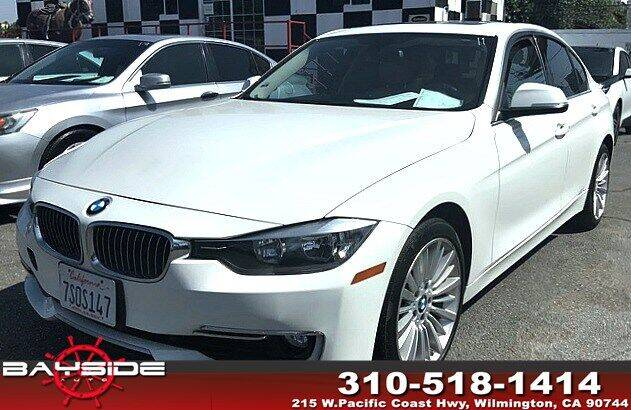 2012 BMW 3 Series for sale at BaySide Auto in Wilmington CA