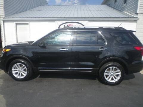 2015 Ford Explorer for sale at VICTORY AUTO in Lewistown PA