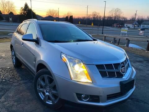 2010 Cadillac SRX for sale at Wyss Auto in Oak Creek WI