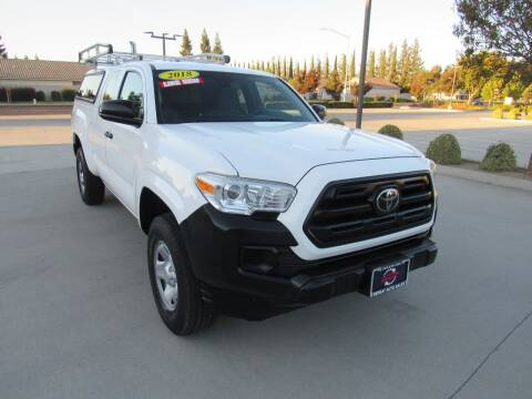 2018 Toyota Tacoma for sale at Repeat Auto Sales Inc. in Manteca CA