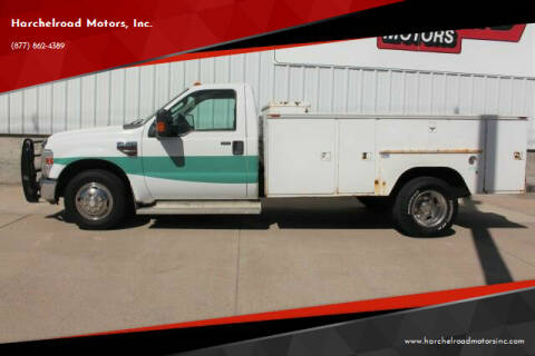 2008 Ford F-350 Super Duty for sale at Harchelroad Motors, Inc. in Wauneta NE