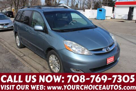 2008 Toyota Sienna for sale at Your Choice Autos in Posen IL