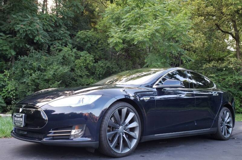 2013 Tesla Model S for sale at The Motor Collection in Columbus OH