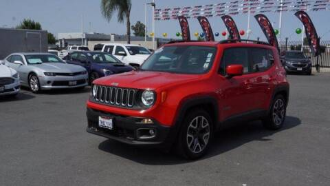 2015 Jeep Renegade for sale at Choice Motors in Merced CA