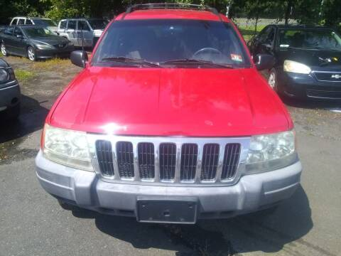 1999 Jeep Grand Cherokee for sale at Wilson Investments LLC in Ewing NJ