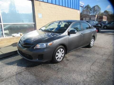 2011 Toyota Corolla for sale at Southern Auto Solutions - 1st Choice Autos in Marietta GA