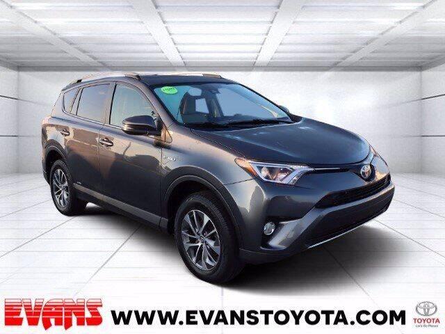 2017 Toyota RAV4 Hybrid for sale in Fort Wayne, IN