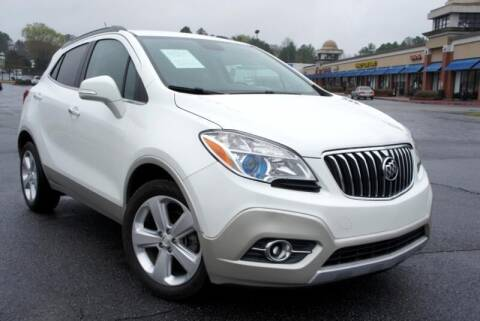 2015 Buick Encore for sale at CU Carfinders in Norcross GA