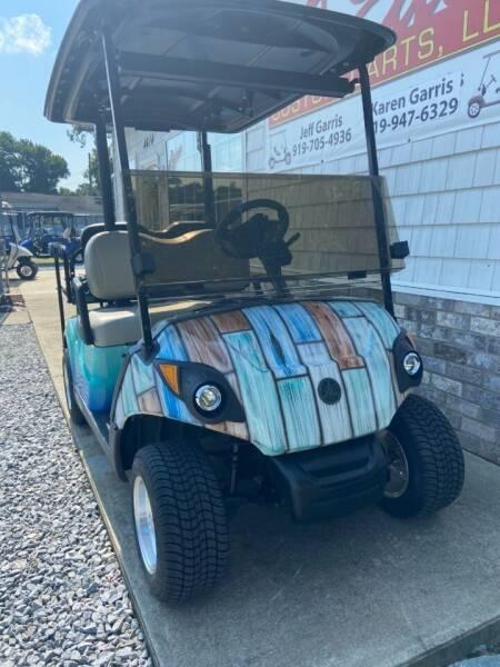 2021 Yamaha DRIVE 2 - STREET LEGAL for sale at 70 East Custom Carts Atlantic Beach in Atlantic Beach NC