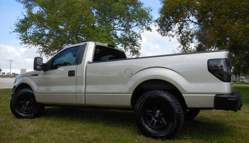 2010 Ford F-150 for sale at Performance Autos of Southwest Florida in Fort Myers FL