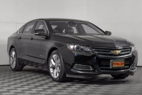 2014 Chevrolet Impala for sale at Chevrolet Buick GMC of Puyallup in Puyallup WA