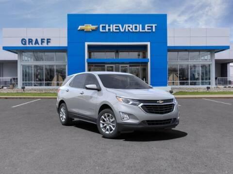 2021 Chevrolet Equinox for sale at GRAFF CHEVROLET BAY CITY in Bay City MI