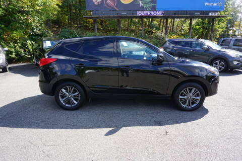 2015 Hyundai Tucson for sale at Bloom Auto in Ledgewood NJ