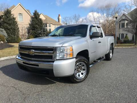2010 Chevrolet Silverado 1500 for sale at CLIFTON COLFAX AUTO MALL in Clifton NJ