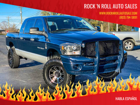 2006 Dodge Ram Pickup 2500 for sale at Rock 'n Roll Auto Sales in West Columbia SC
