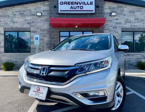 2016 Honda CR-V for sale at GREENVILLE AUTO in Greenville WI