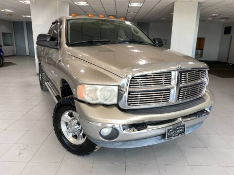 2005 Dodge Ram Pickup 3500 for sale at Auto Mall of Springfield in Springfield IL